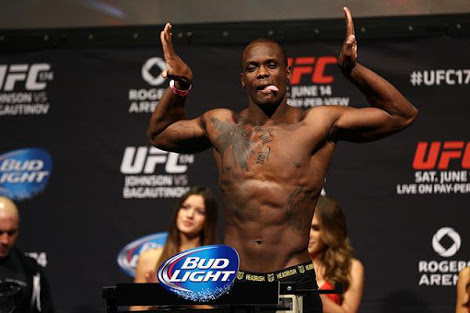 UFC: Ovince St. Preux has a warning message for Tyson Pedro - Ovince St. Preux