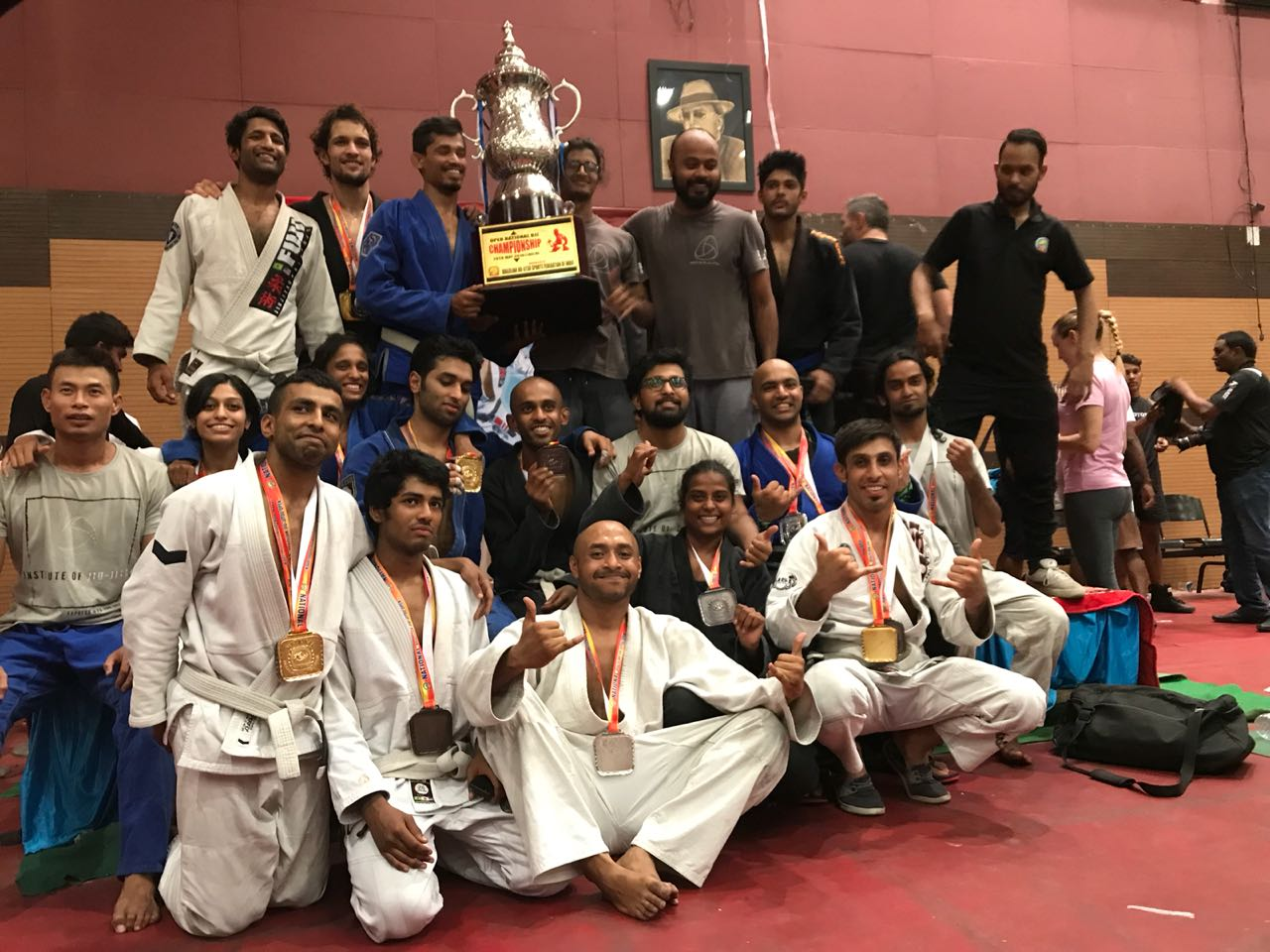 BJJ: Institute of Jiu-Jitsu Bangalore shines yet again, this time at the BJJ Nationals in Delhi - BJJ