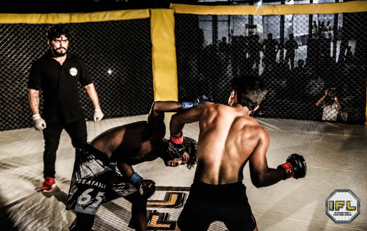 The International Fighters League (IFL)- Fight Night Results and Highlights -