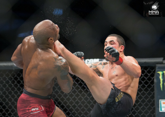 UFC 225 Whittaker vs Romero 2 Results - Whittaker Retains the Middleweight Belt With a Split Decision Win -