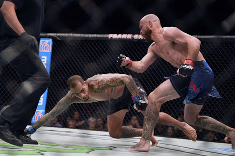 UFC: Donald Cerrone doesn't feel the loss hurt his brand, says he will fight until UFC says 'enough, bro' - Donald Cerrone