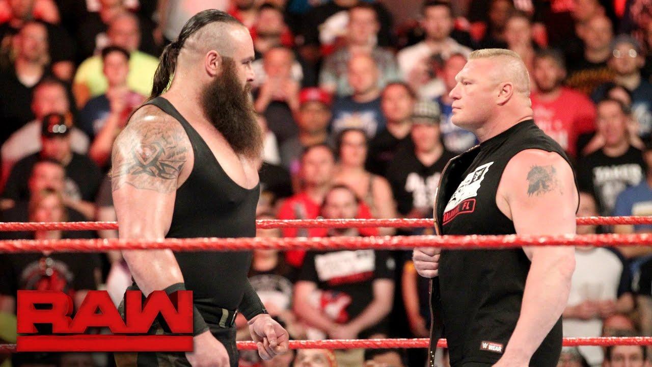 WWE: Does Braun Strowman think he is stronger than Brock Lesnar? - Braun Strowman