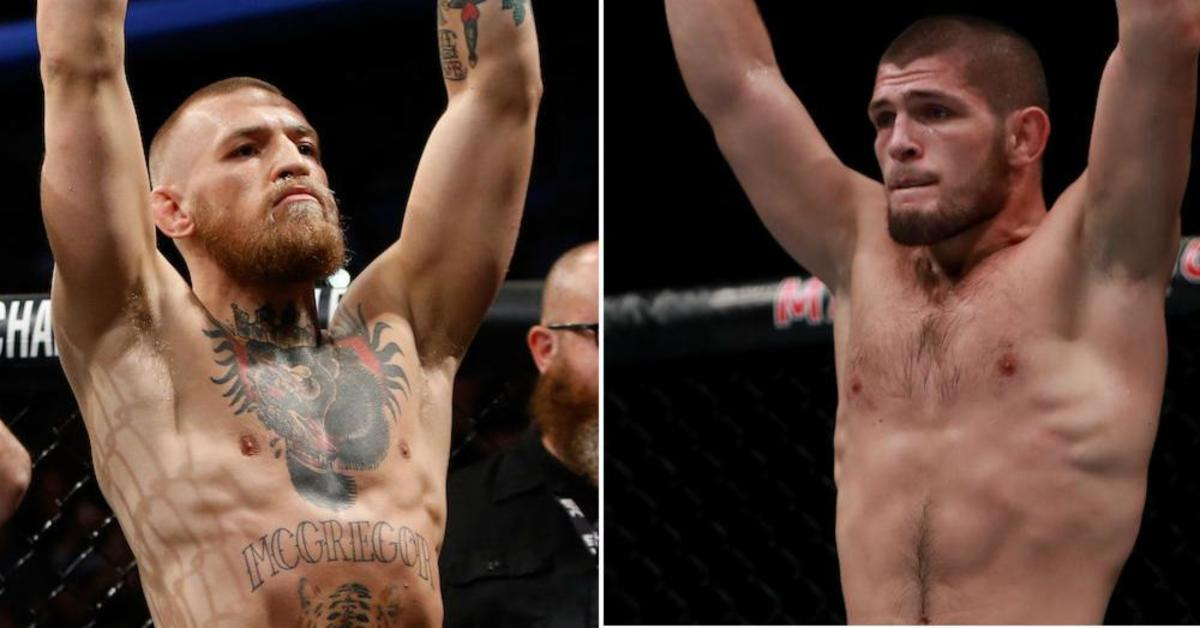 Conor McGregor opens up about Khabib Nurmagomedov's retirement at UFC 254 - Mcgregor