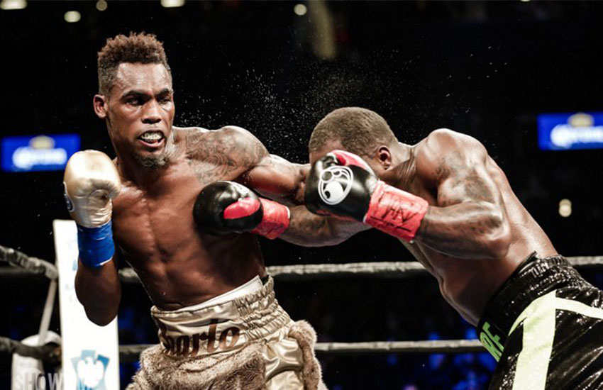 Boxing: Jermell Charlo retains his WBC title by beating Austin Trout - Trout