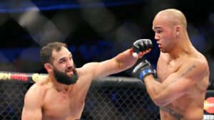UFC: Former UFC Welterweight Champion Johny Hendricks retires from MMA - Hendricks
