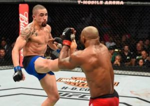 UFC: Robert Whittaker thanks his sponsors for not letting him worry about financial pressure - Robert Whittaker