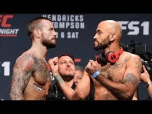 UFC: Dana White goes off on Mike Jackson for his performance against CM Punk - Dana White