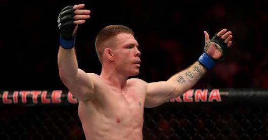 UFC: Paul Felder reveals his strategy to defeat James Vick at UFC Boise - Paul Felder