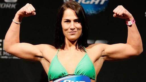 UFC: Jessica Eye talks about her struggling days in the bantamweight division and her upcoming bout against talented Jessica-Rose Clark - Jessica Eye