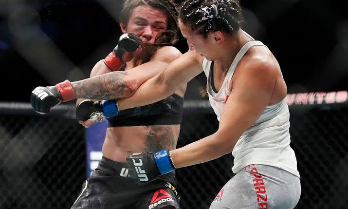 UFC : Carla Esparza asks Claudia Gadelha for a rematch - claudia gadelha