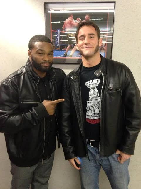 UFC : Tyron Woodley proud of CM Punk even after his loss at UFC 225 -