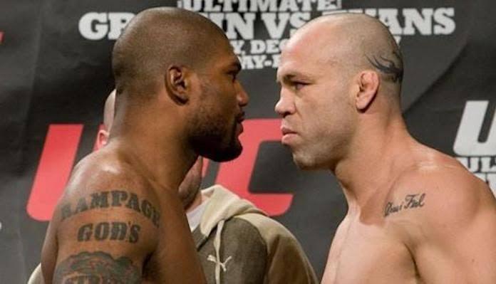 Bellator : Wanderlei Silva announces his 4th fight against 'Rampage' Jackson -