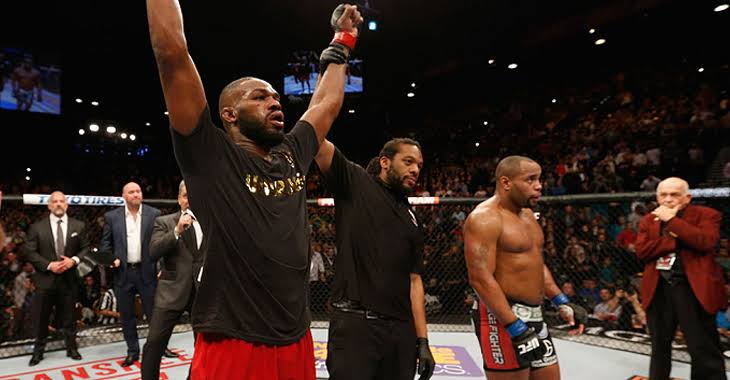 UFC : Jon Jones refusing to accept that Daniel Cormier is the GOAT, even if he beats Stipe Miocic - Jon Jones