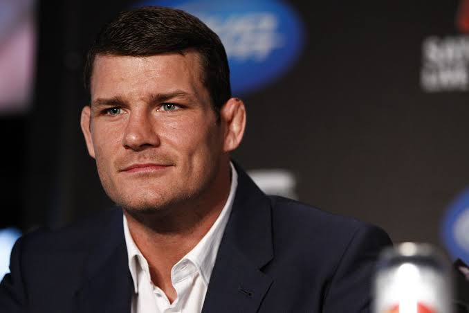 UFC : Michael Bisping takes a jibe at Colby Covington's boomerang incident -