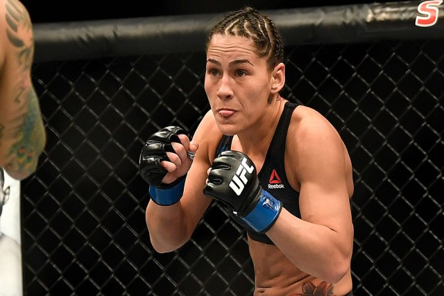UFC Singapore Results: Jessica Eye edges out Jessica Rose-Clark to get a huge win - UFC Singapore