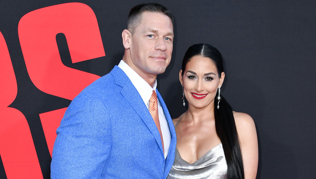 WWE: John Cena and Nikki Bella are back together again - John Cena