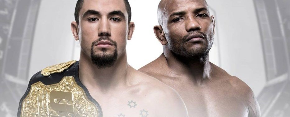 UFC 225 Whittaker vs. Romero 2 - Fights to Watch Out For -