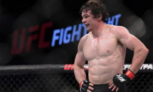 UFC: Reebok releases a personalised kit for UFC's Olivier Aubin-Mercier - Olivier Aubin-Mercier