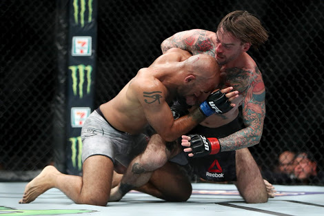 UFC: Dana White says CM Punk's time in the UFC 'should be a wrap' - Dana White
