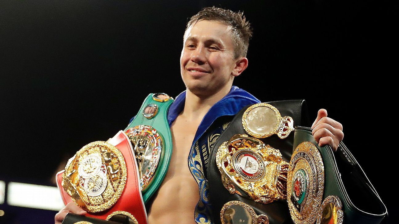 Boxing: GGG stripped of his IBF world title - Golovkin