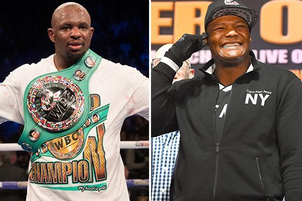 Boxing: Dillian Whyte vs Luis Ortiz in July 28 for WBC Eliminator - Ortiz