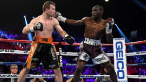 Boxing: Terence Crawford dominates Jeff Horn to win welterweight title - Crawford