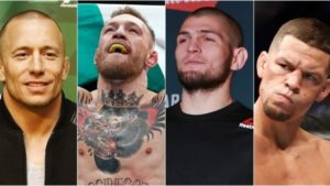 UFC: Grand LW tournament involving Khabib, GSP, Conor, Diaz was in works- Ariel Helwani - conor mcgregor
