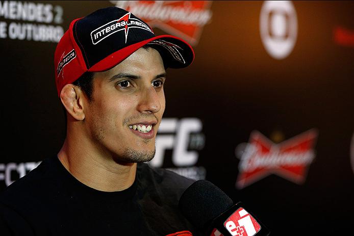 MMA: UFC veteran Felipe Arantes announces retirement after loss at UFC Singapore - Felipe Arantes