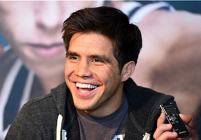UFC: Henry Cejudo looking to build a storyline ahead of Demetrious Johnson rematch - Henry Cejudo