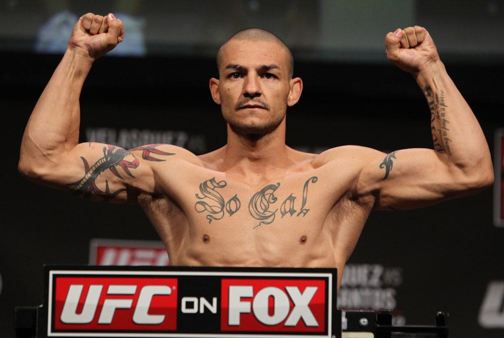 UFC: Cub Swanson ties the knot with Kenda Perez - Cub Swanson