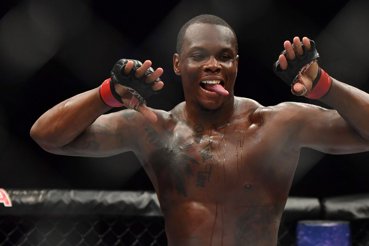UFC Singapore Results: Ovince Saint Preux submits Tyson Pedro in the first round - UFC Singapore
