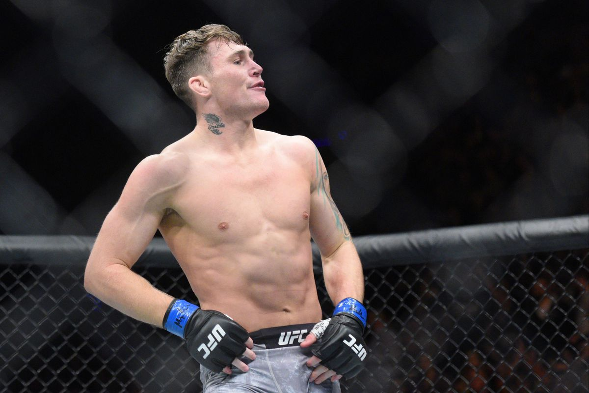 UFC: Association Boxing Commision's chief Mike Mazzulli is 'appalled' by Darren Till's corner forcing him too cut too much weight at UFC Liverpool - Darren Till