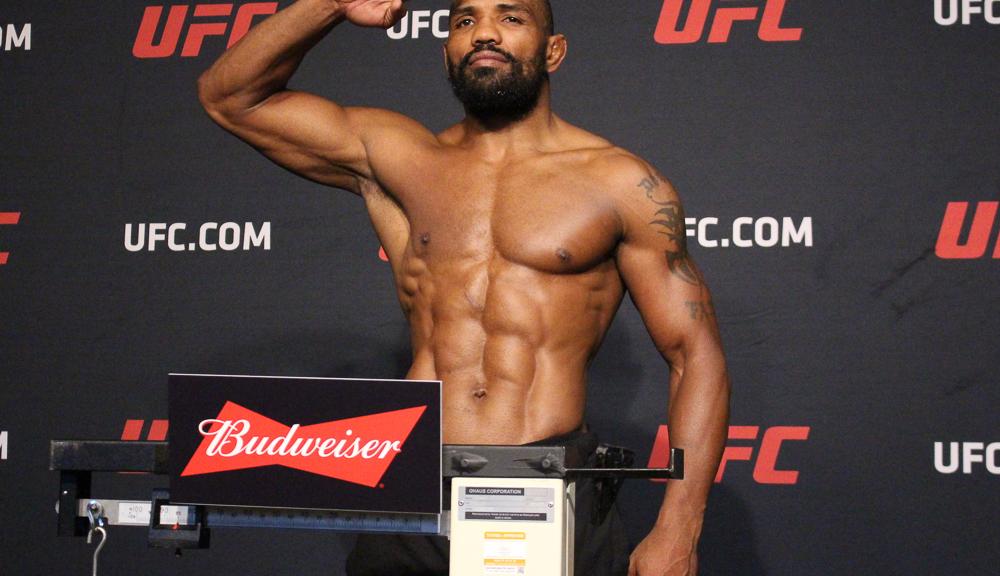 UFC: Yoel Romero reacts to Michael Bisping's retirment -