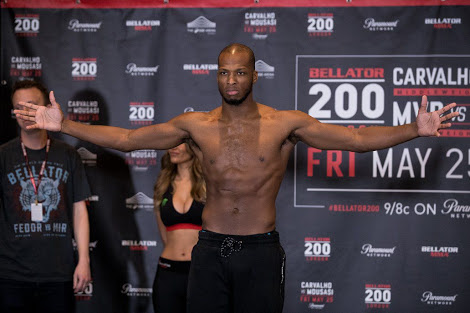 Bellator: Michael 'Venom' Page's next fight will take place in a boxing ring on June 15 - Michael Venom Pagd