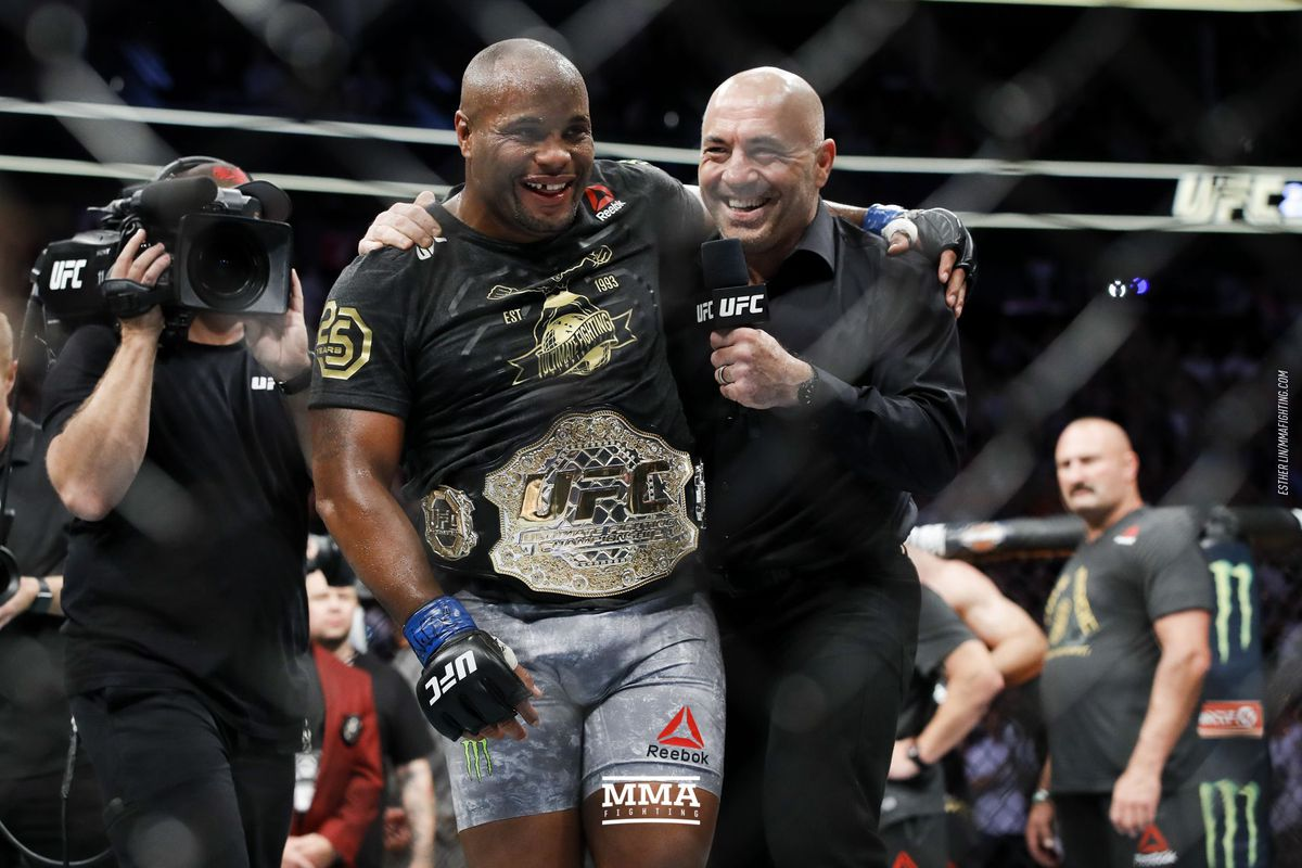 UFC 226 did just under 400,000 PPV Buys - PPV