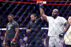 UFC: Dana White says Ngannou's EGO ran away big time - Ngannou