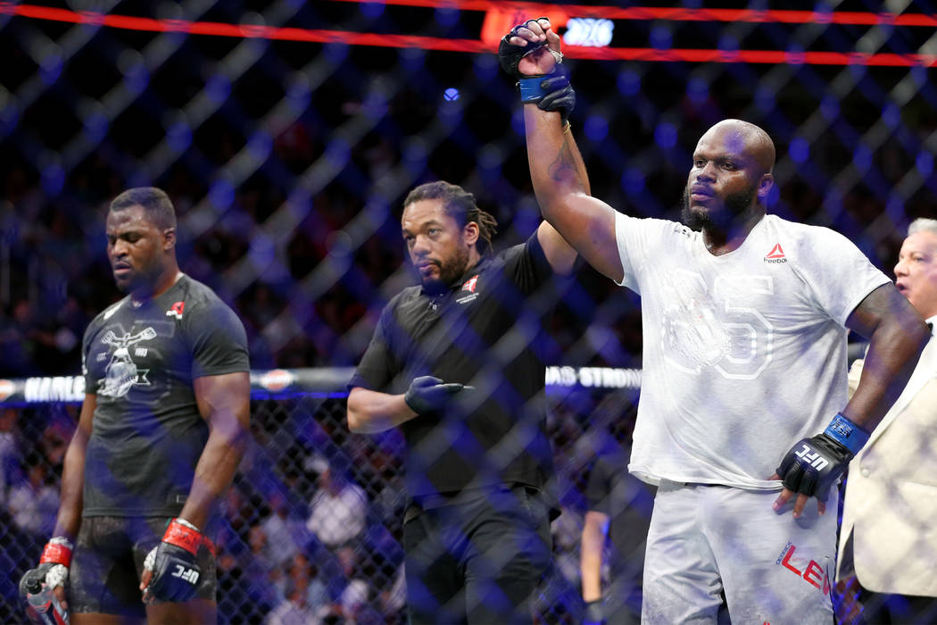 UFC: Dana White says Ngannou's EGO ran away big time - Ngannou