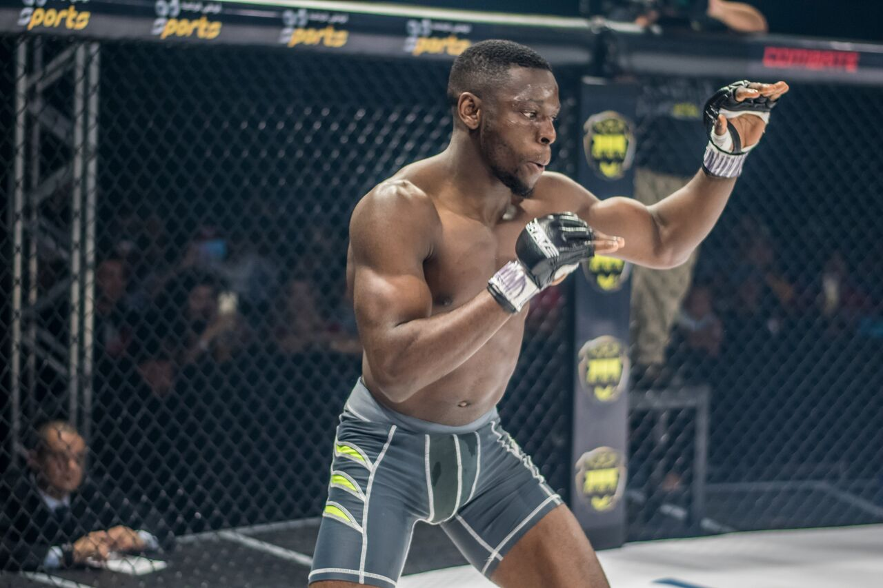 Frenchman Arnold Quero looks to become 'Brazilian Slayer' at Brave 14 - Arnold Quero