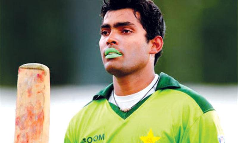 VIDEO: Hilarious video emerges of Pakistani cricketer Umar Akmal training Kick Boxing - umar akmal