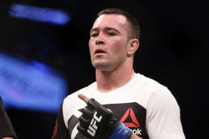 UFC: Colby Covington has Georges St-Pierre as a Plan B if the Tyron Woodley fight does not happen - Georges St-Pierre