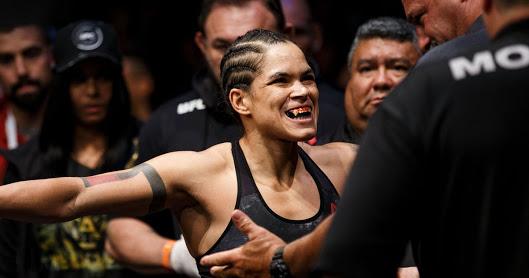UFC: Miesha Tate believes Amanda Nunes could be the one to beat Cris Cyborg - Miesha Tate