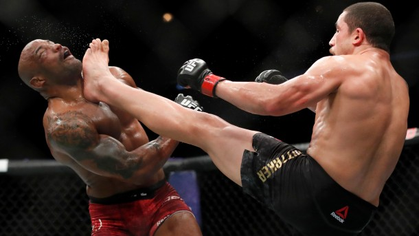 UFC: Robert Whittaker out until 2019 with hand injury - WHITTAKER
