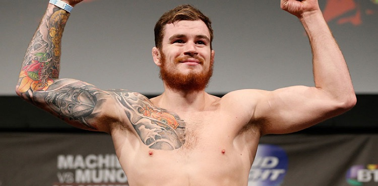 UFC: Brad Scott flagged by USADA for failed Drug Test - UFC