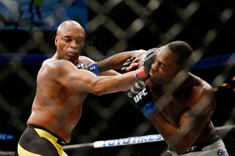 UFC: Dereck Brunson is out of his fight against Antonio Carlos Jr at UFC 227 - Brunson