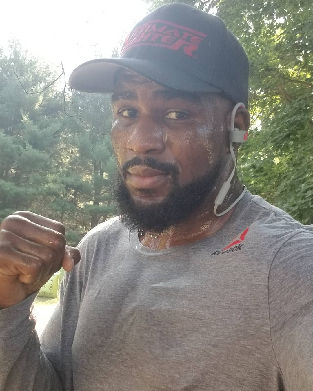 UFC : Corey Anderson channels his inner Muhammad Ali -