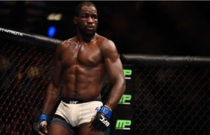 UFC: Corey Anderson vs Glover Texiera booked for UFC Hamburg - Corey