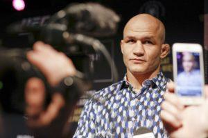 UFC: Junior Dos Santos says he is scared of USADA - Junior