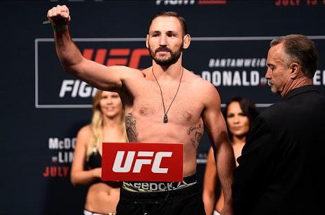 UFC: Lando Vannata says he dealt with 'bad anxiety, panic attacks, depression' during time away - Lando Vannata