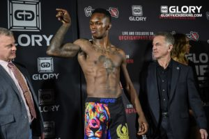 UFC: Derek Brunson vs Israel Adesanya close to finalization for UFC 230 - Adesanya
