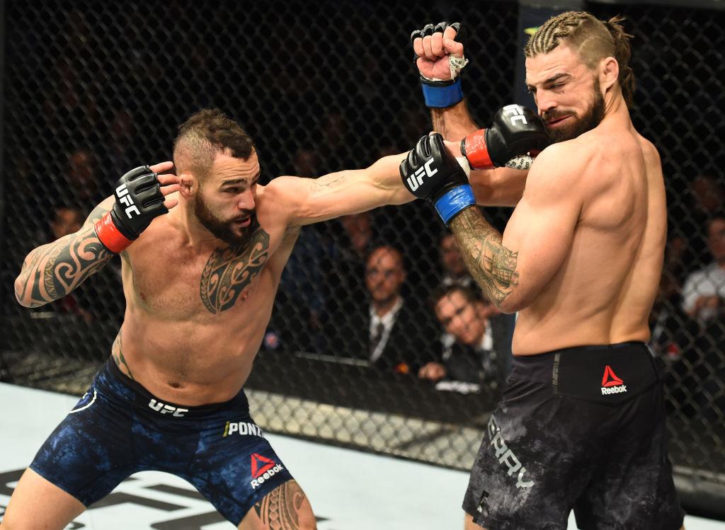 UFC: Santiago Ponzinibbio wants Rafael Dos Anjos in Argentina - argentina